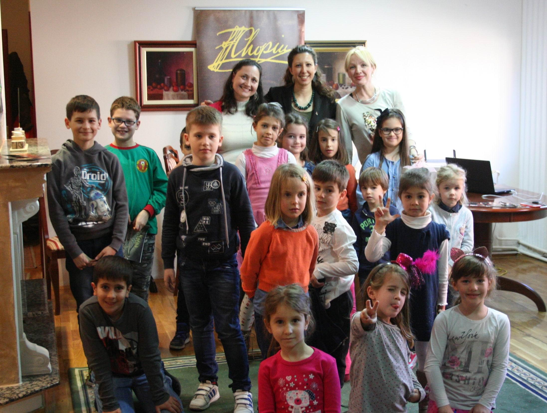 "Utisci sa radionice ""Muzika i Osećajnost"" na 6. Beogradskom Šopen Festu!"