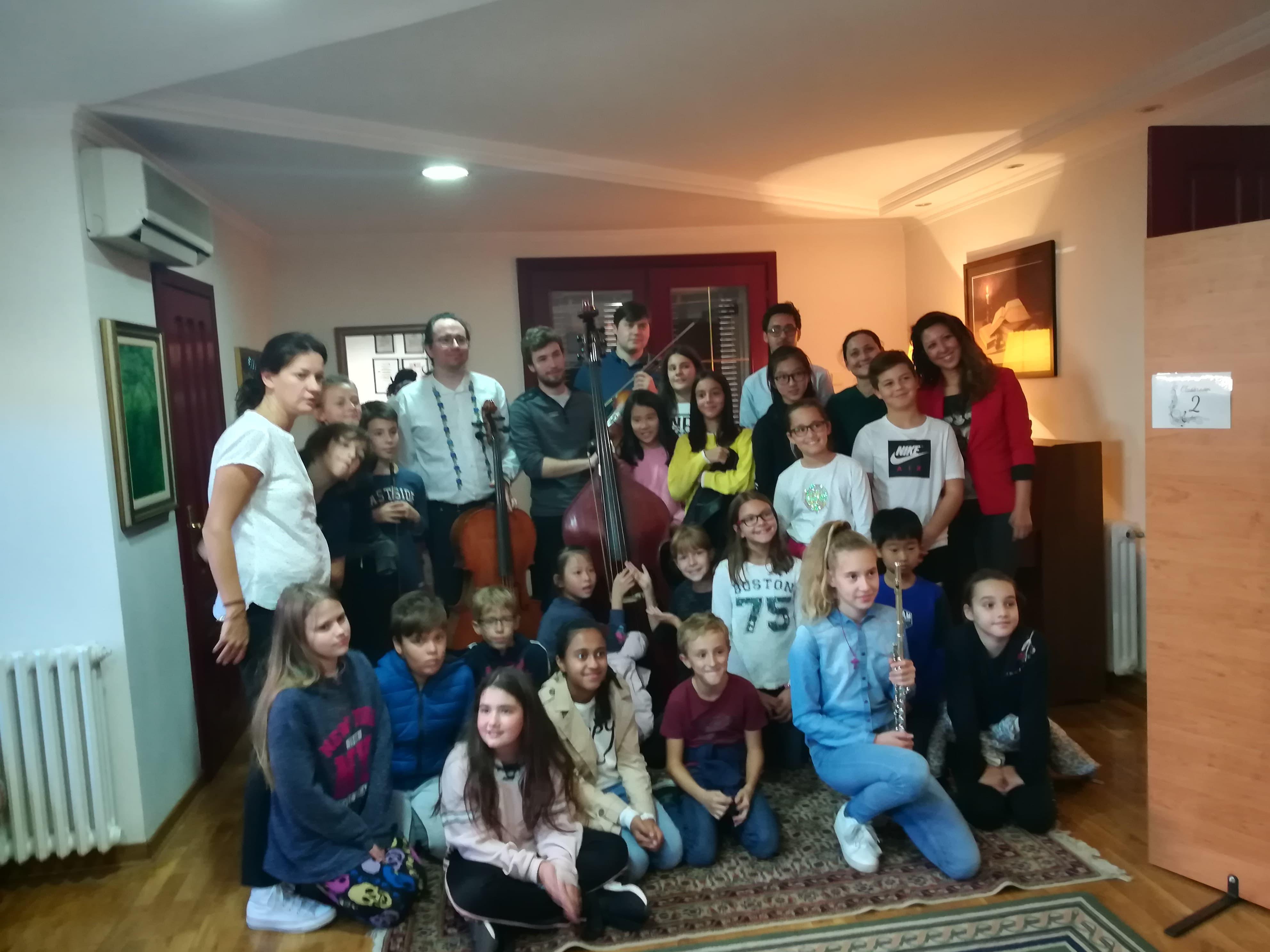 PRIMA International School of Belgrade was in our Centre!