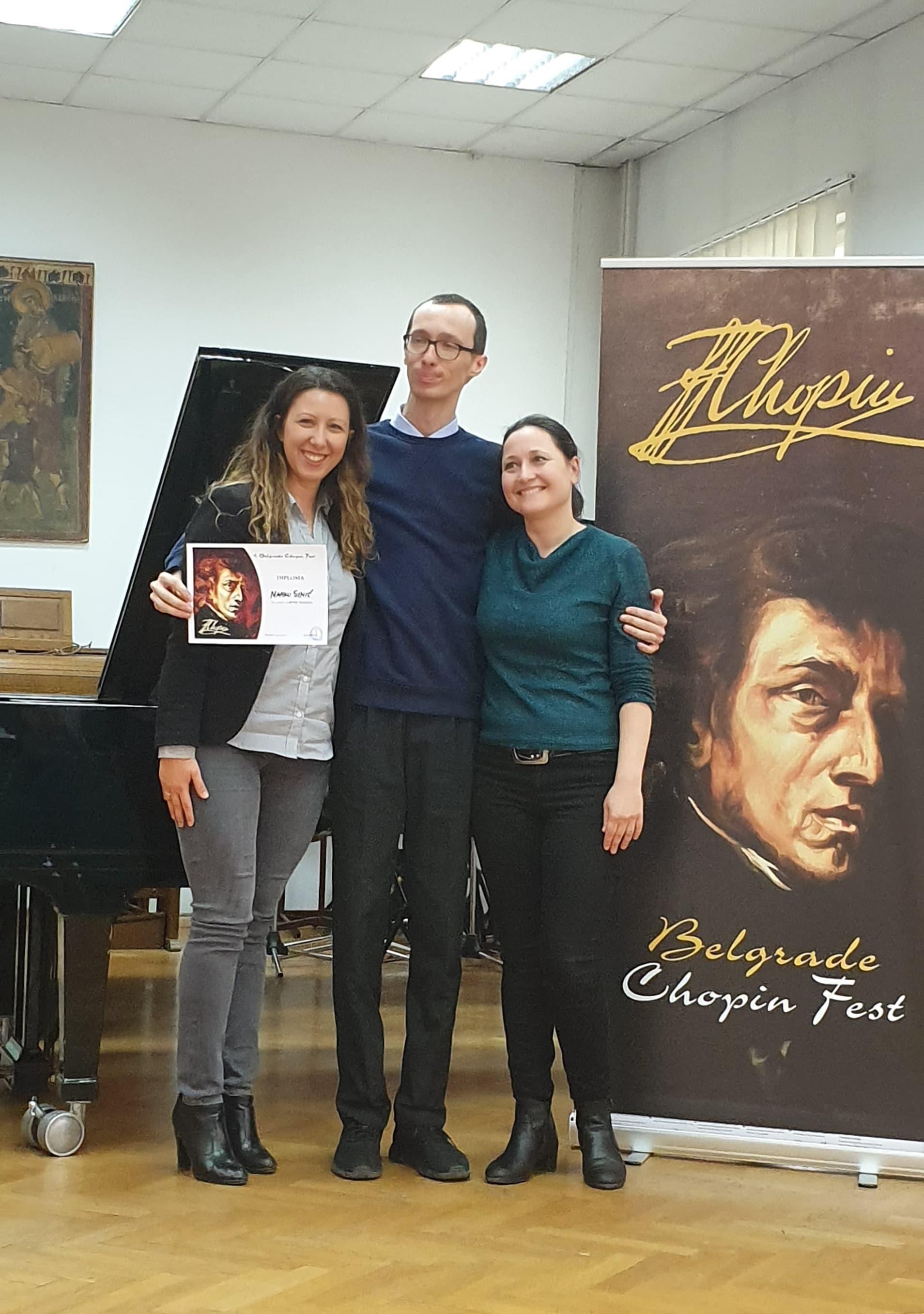 8. Šopen Fest - Revija talenata i naš predstavnik Marko Simić!