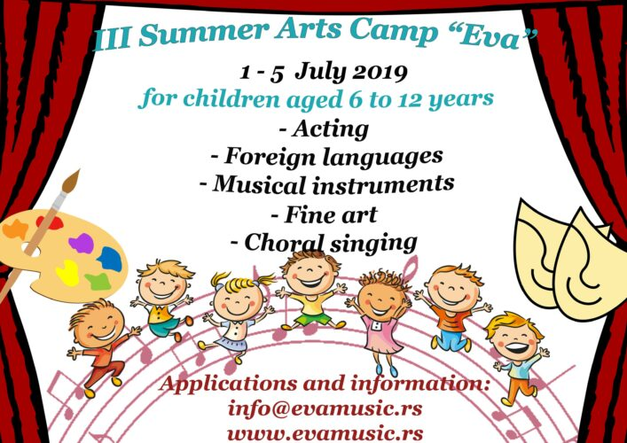 "Third Art Camp ""Eva"""