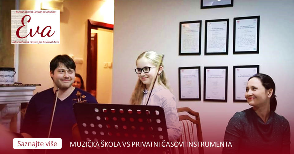 Muzička škola vs privatni časovi instrumenta