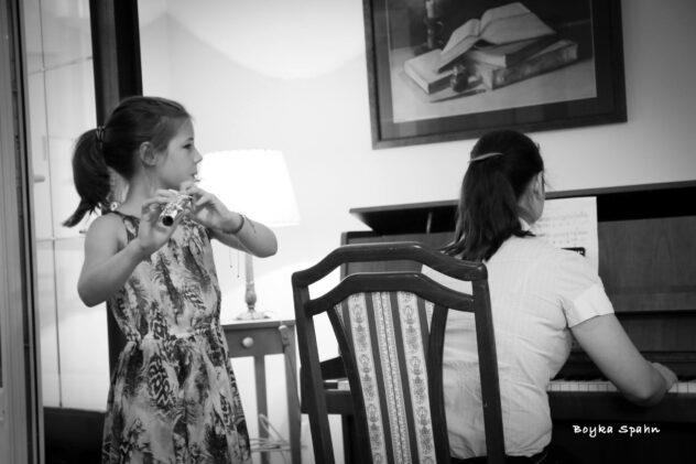 Privatna muzička škola Eva, individualni časovi abrsm sistema