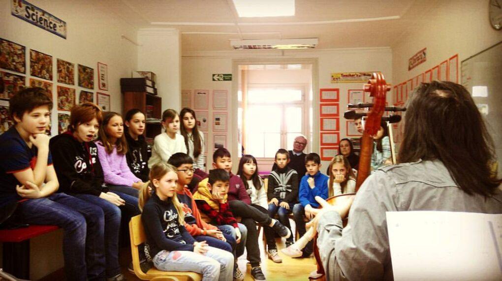 """Međunarodni centar za muziku """"EVA"""" sa Brook Hill International School of Belgrade"""