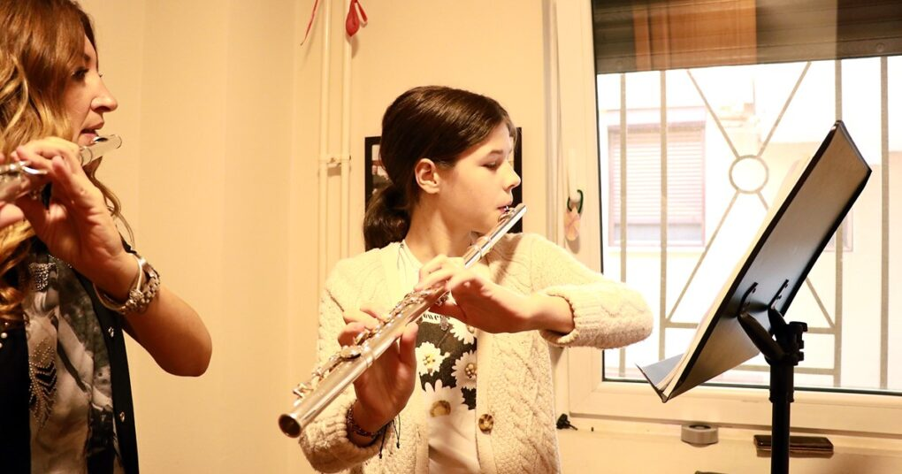 Sve o upisu u muzičku školu - časovi flaute u privatnoj muzičkoj školi Eva